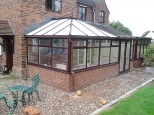 Conservatory - Halfpenny Green 2013
