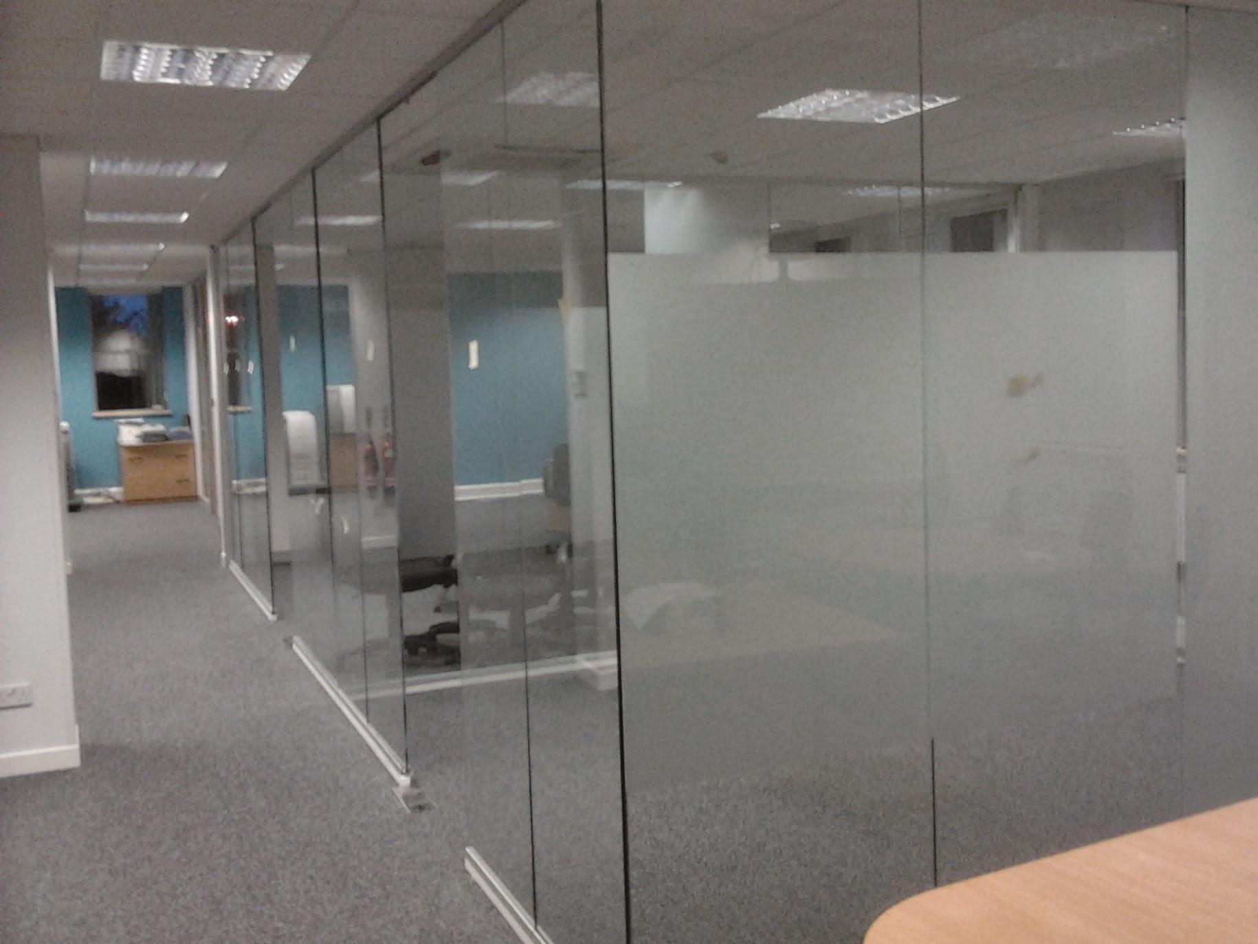 Office partitioning - Bilfinger HSG Ltd.
