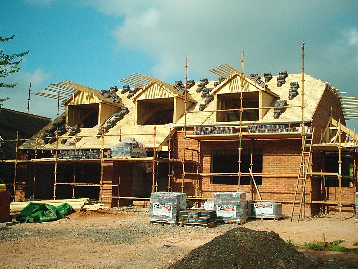 Oak Tree House - Bridgnorth 2012