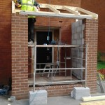 Porch Construction - Bartley Green