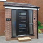 Completed Porch - Bartley Green - 2014