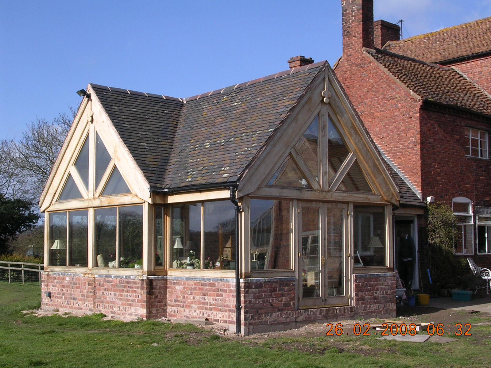 Broughton Farm - Bobbington - Nearing completion