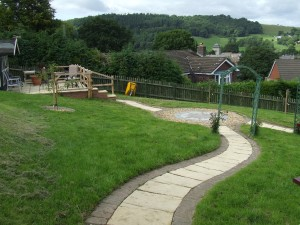 Patio and Path works - Kerry